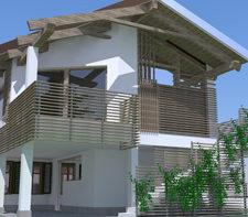 mat architettura Ampliamento Cascinale ad Avigliana