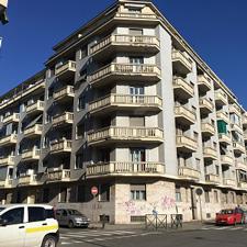 Ristrutturazione Facciata Condominio Via Lancia Torino