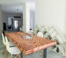 mat architetti Render alloggi