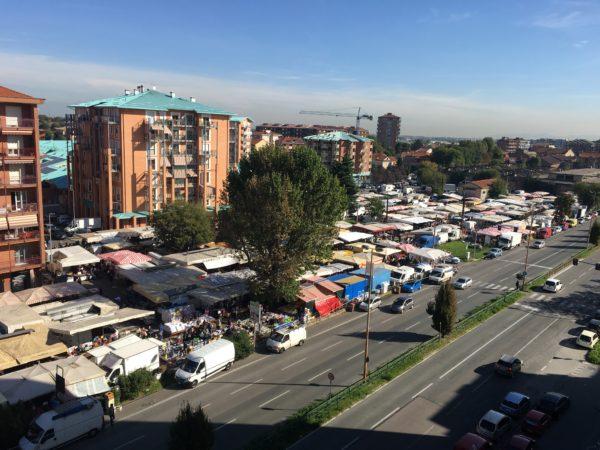 Studio di Fattibilità spostamento mercato Santa Maria Collegno